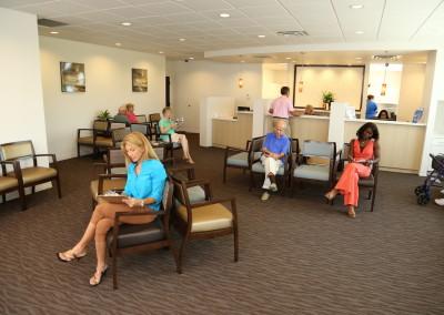 SCV Main Waiting Room