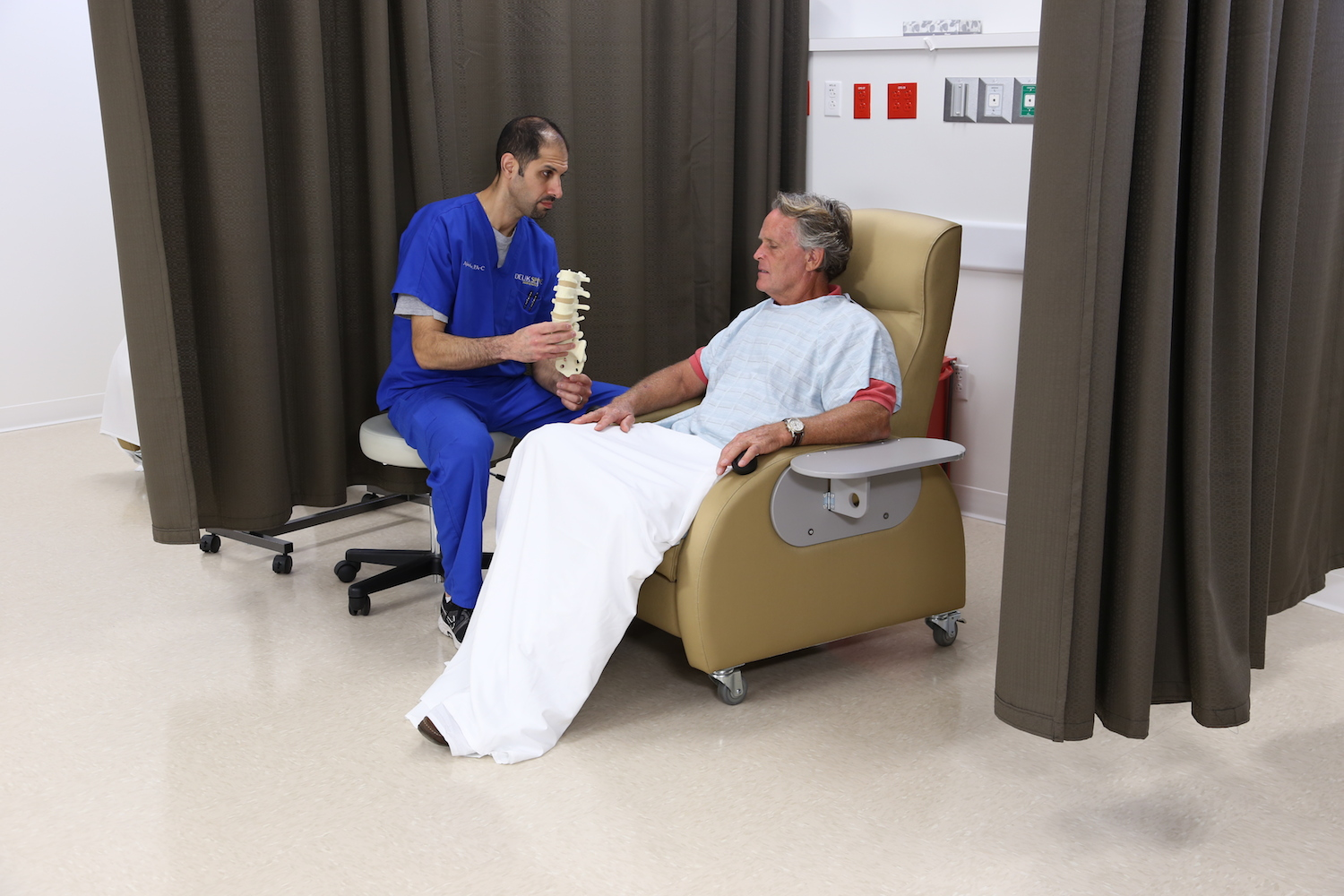 SCV - Patient Post-Anesthesia Recovery Care Unit
