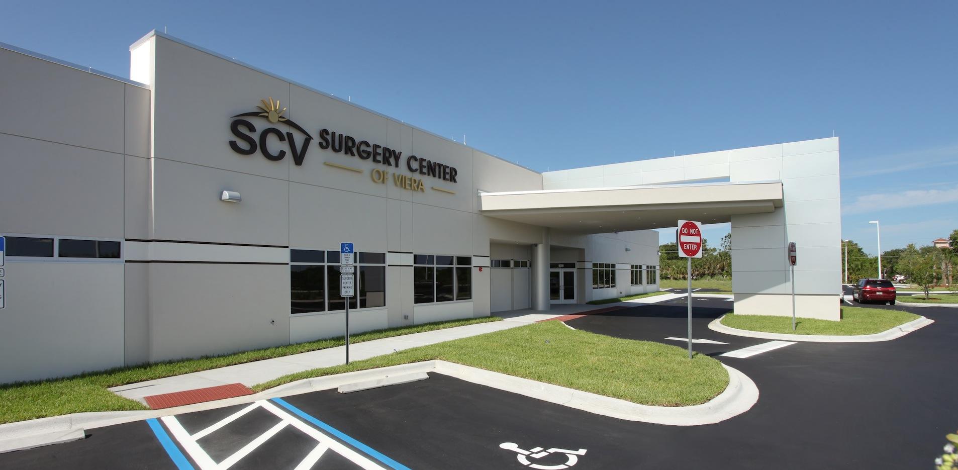 Surgery Center of Viera - Exterior