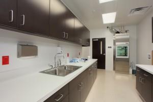 Surgery Center of Viera, Melbourne FL Sterilization Station B