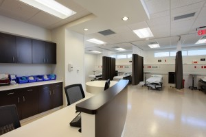 Surgery Center of Viera - Recovery Unit Nurse's Station