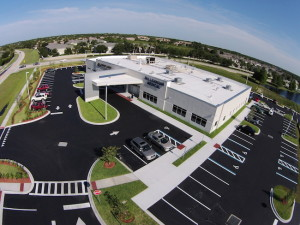 Surgery Center of Viera - Aerial View